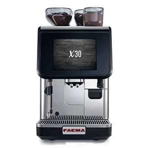 Faema X30 Spec Sheet