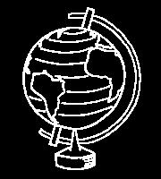 White Globe Sketch