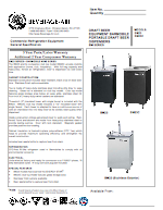 Bunn Smartwave Brewer Spec Sheet