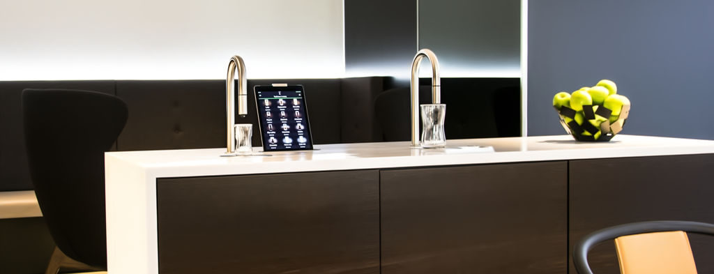 Double TopBrewer Business Installation