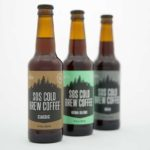 SOS Cold Brew Bottles Classic Kona Bold